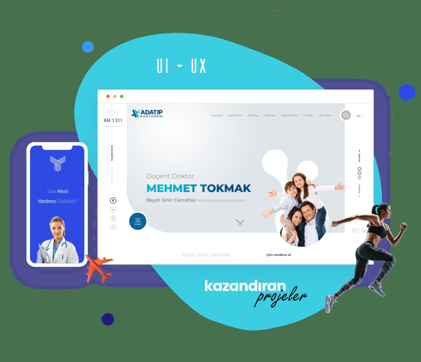 finans web tasarım