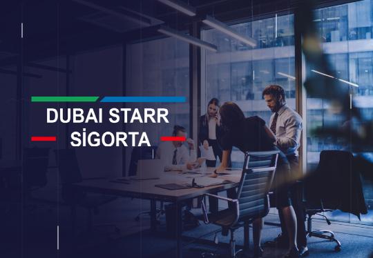 Dubai Starr Sigorta Sosyal Medya Yönetimi