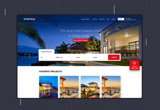 PropertyTR Gayrimenkul Emlak Yazılımı – AMP – Web Tasarım